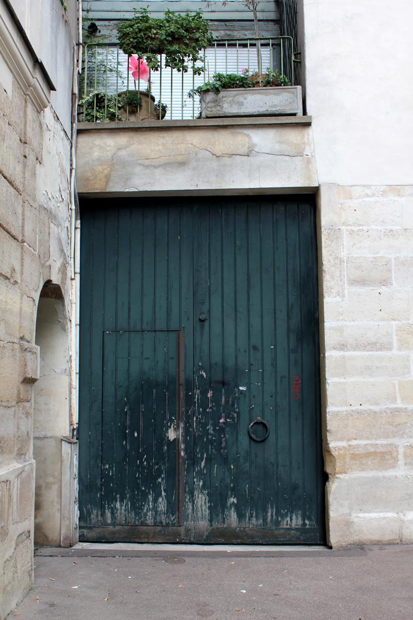 emerald-door