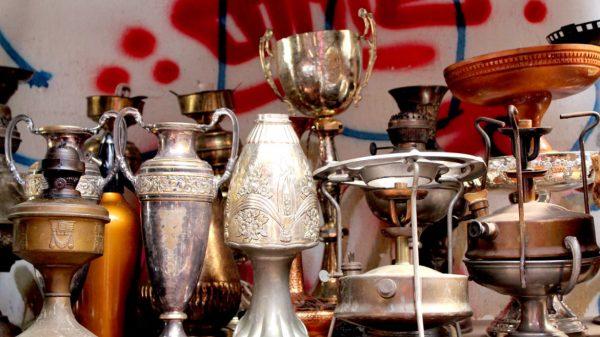 Antiques from Monastiraki Flea Markets