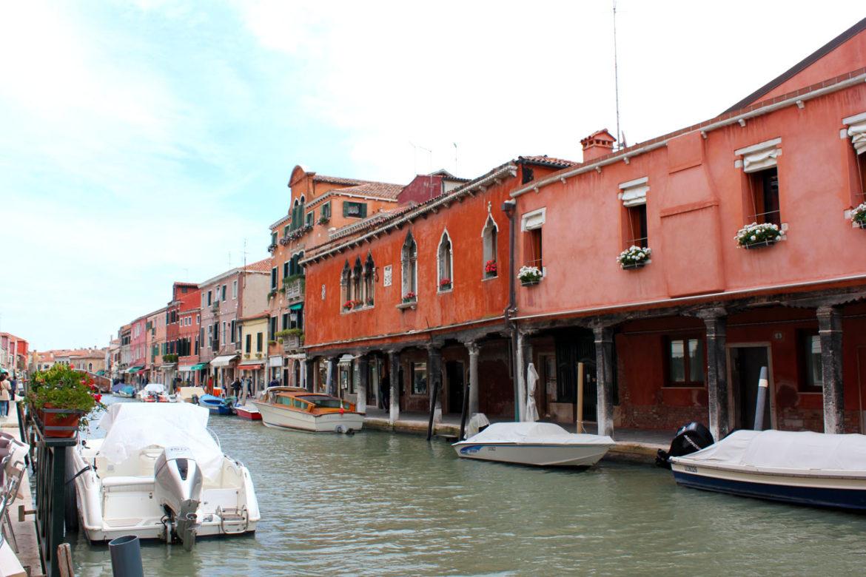 Murano Canals