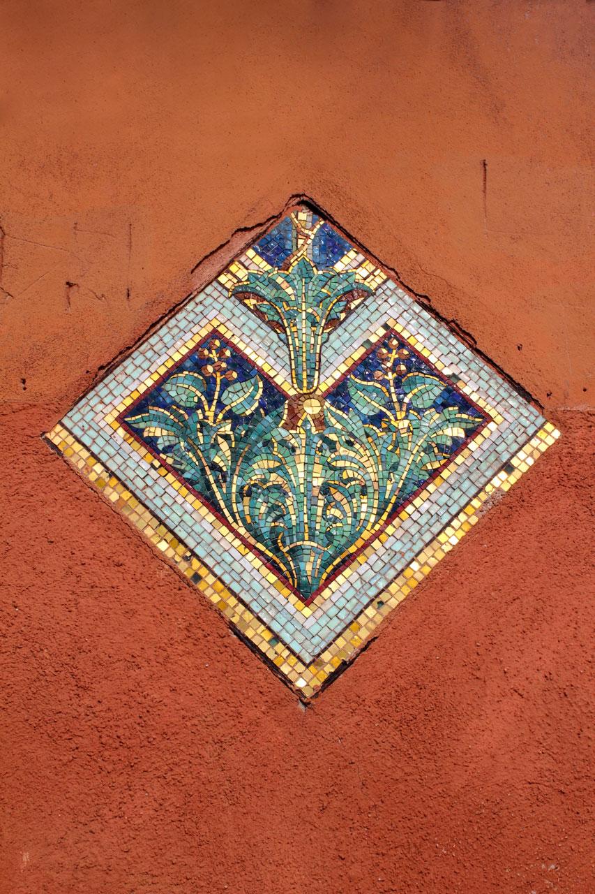 Murano Wall Mosaic