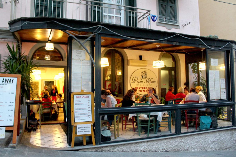 Veciu Muin restaurant Riomaggiore