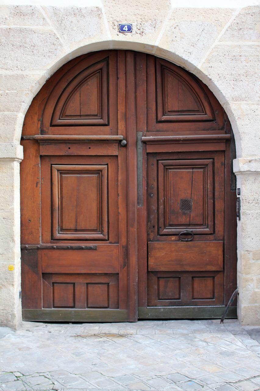 round-top-door