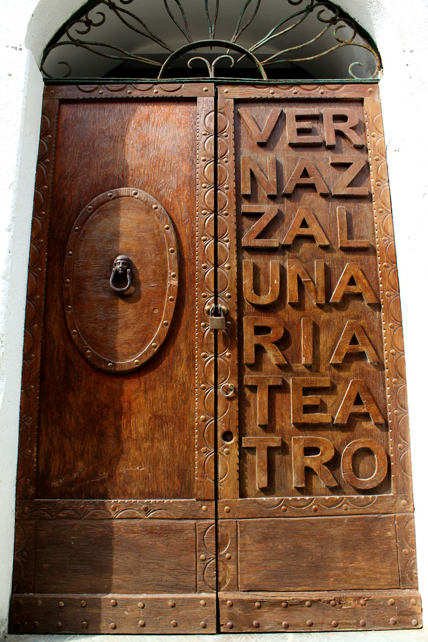 Door in Vernazza