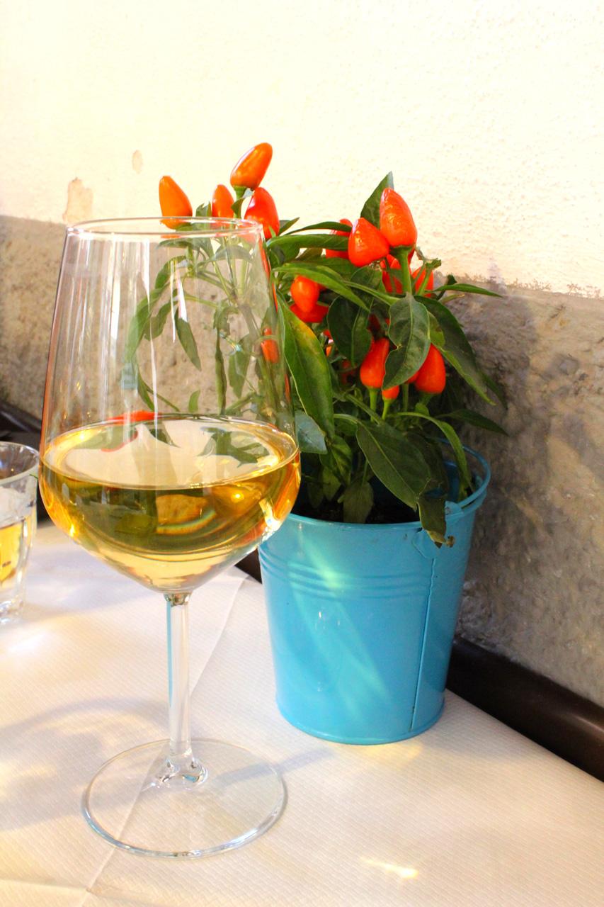 Cinque Terre white wine
