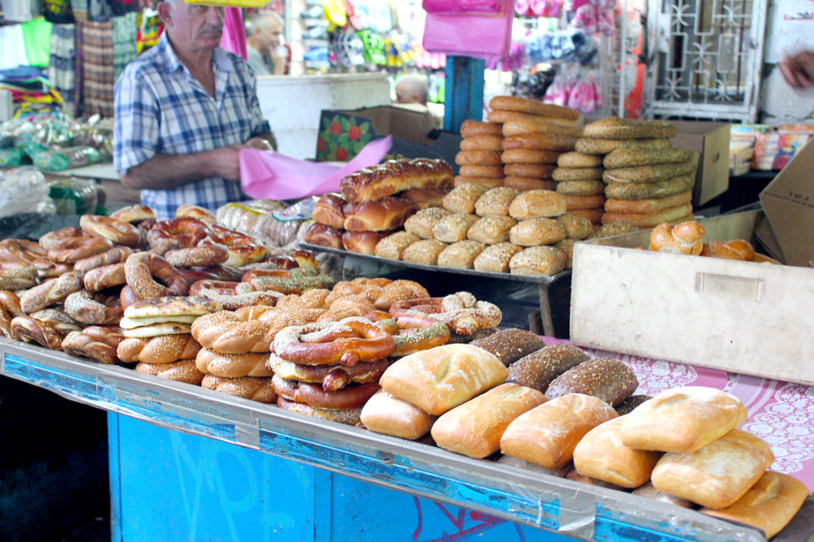 Fresh Bread at Markets
