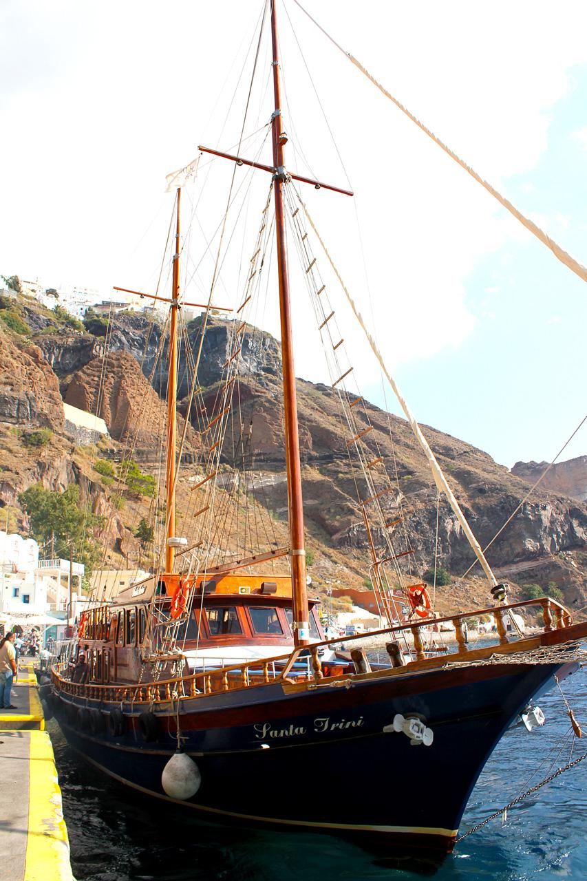 Dakoutros Bros Boat
