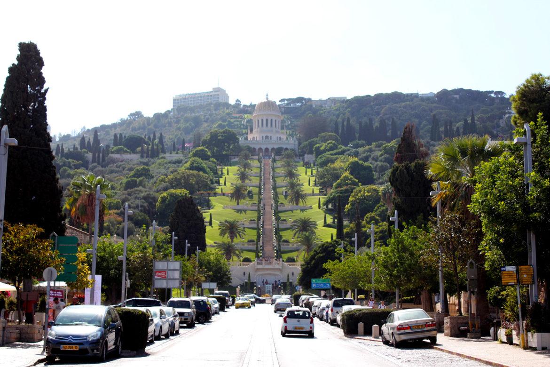 Ben Gurion Street, Haifa