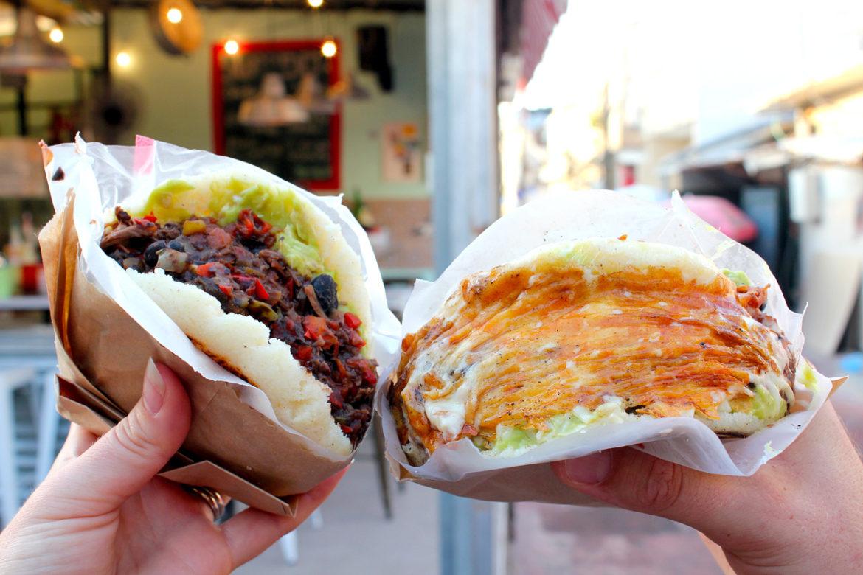 Carmel Street Food