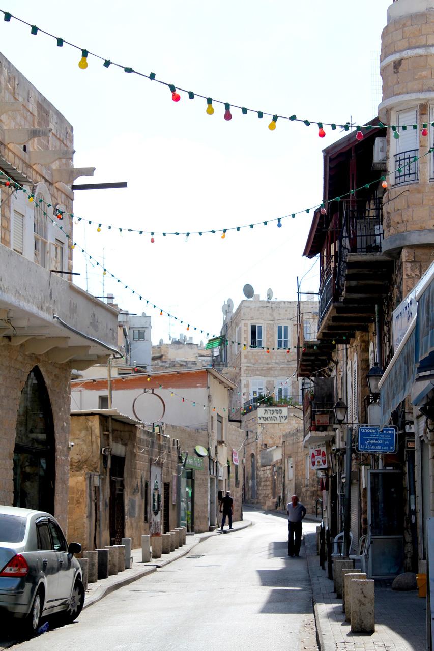 German Colony, Haifa Israel