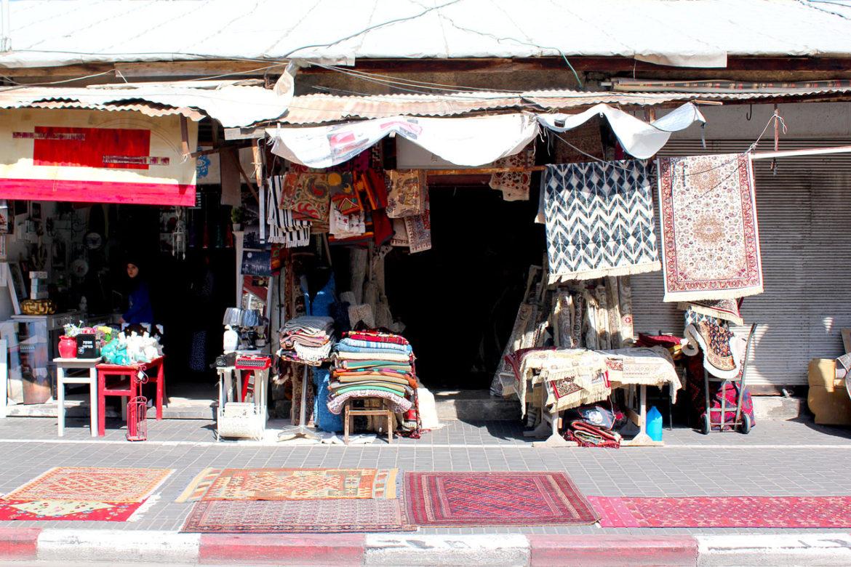 Jaffa carpets