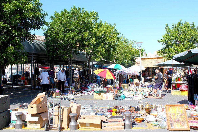 Jaffa open market