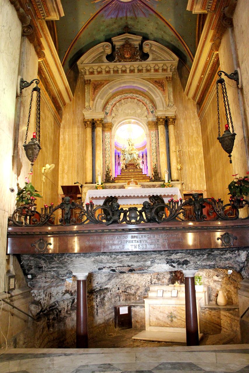 Stella Maris Monastery, Haifa