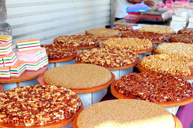 Akko market produce