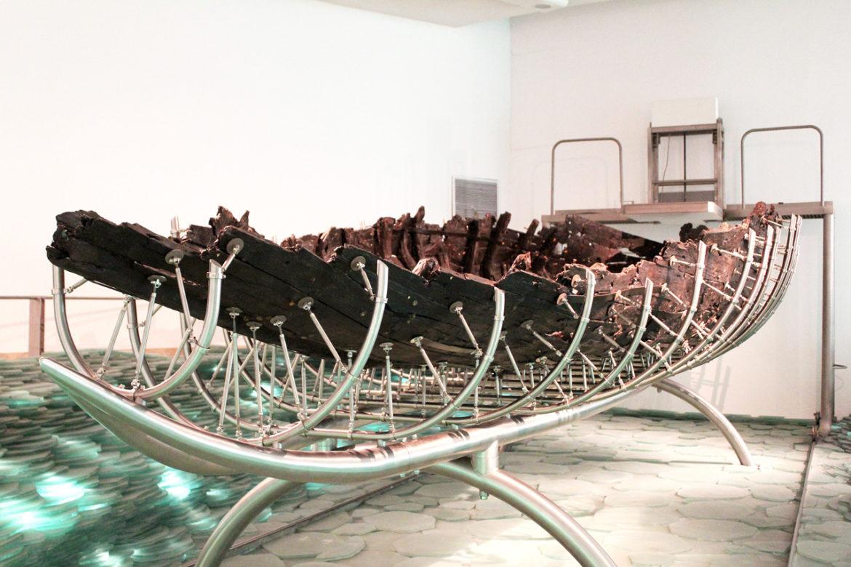 The Jesus Boat, Ginosar