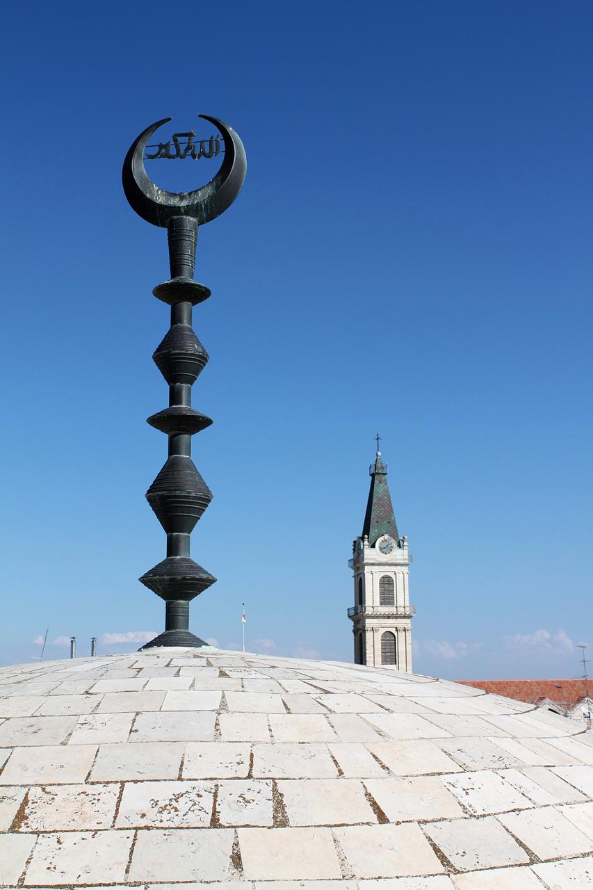 Muslim dome