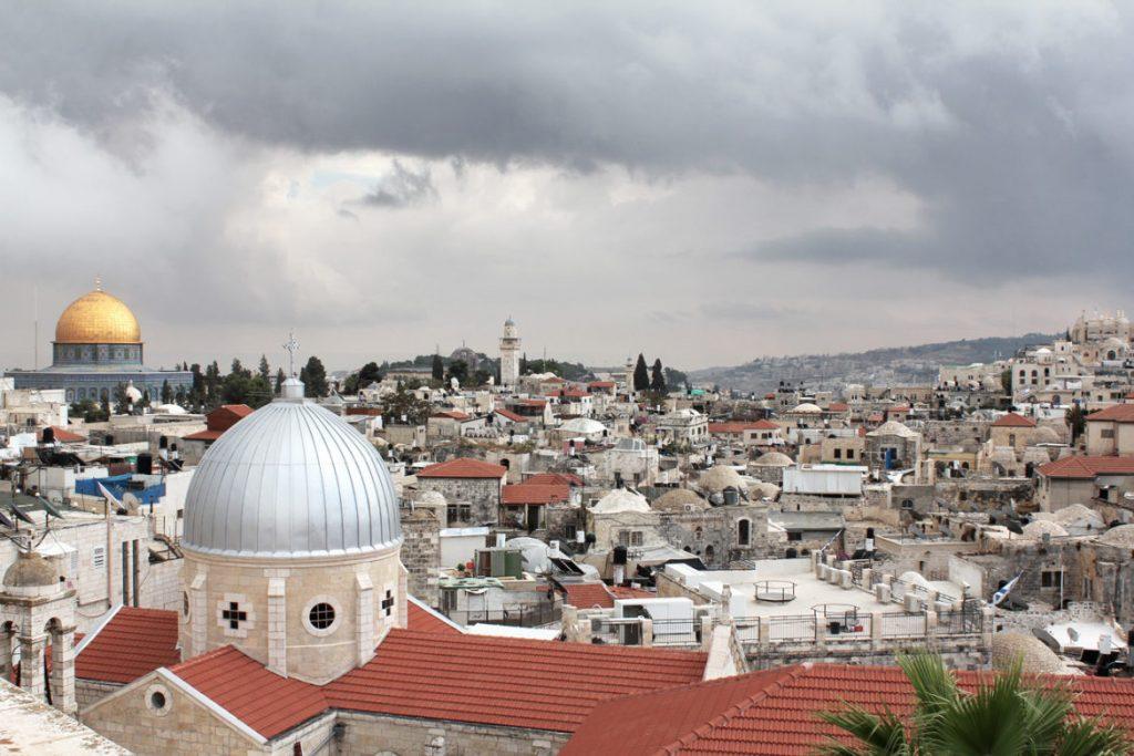 The Best Views in Jerusalem3 min read