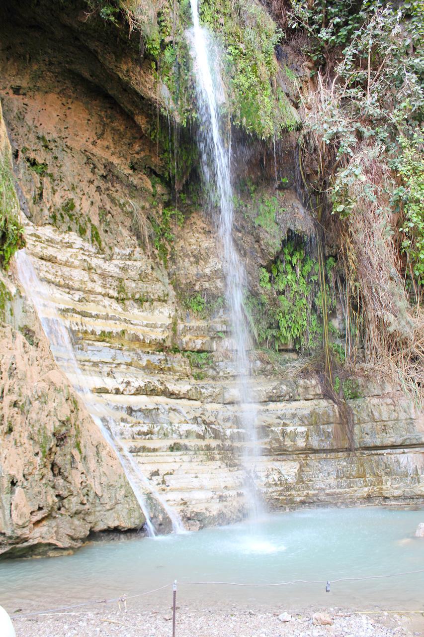 Ein Gedi David's Falls