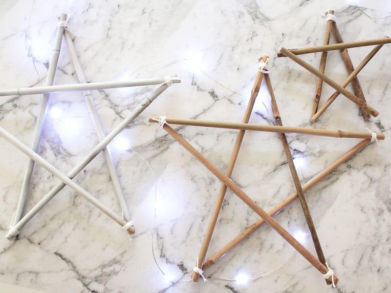 12 DIYs of Christmas #9: Bamboo Stars1 min read