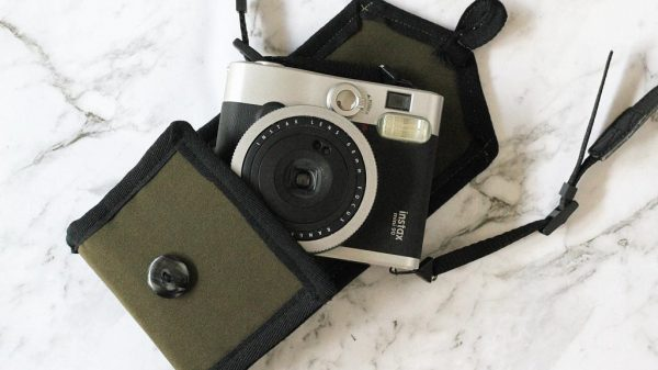 DIY Fujifilm Instax camera bag tutorial | Dossier Blog