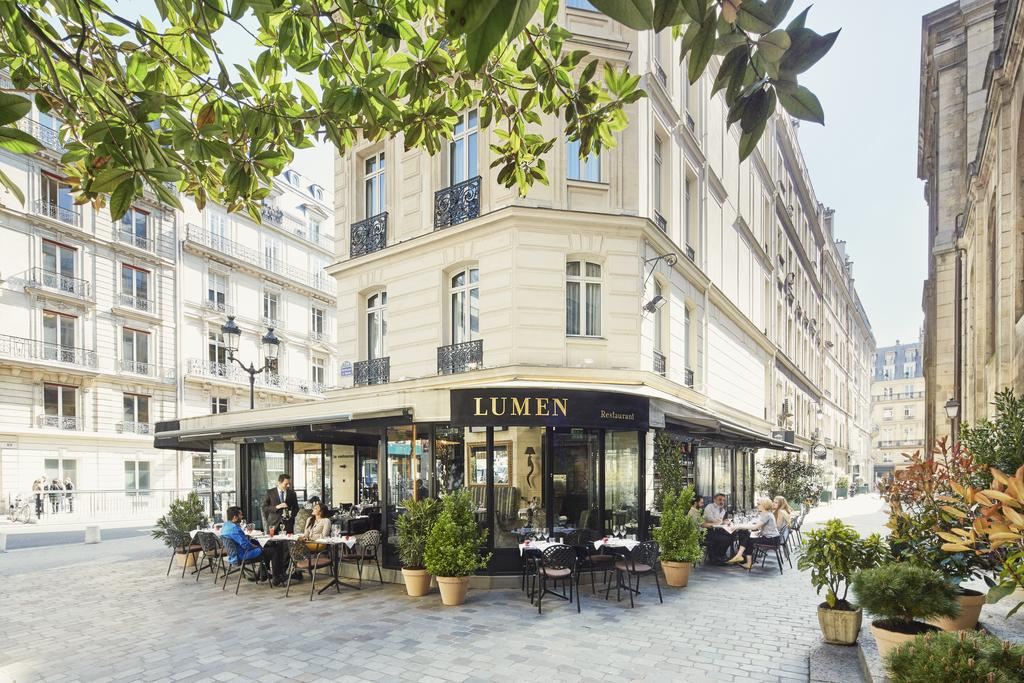 Hotel Lumen is a great place to stay in the 1st Arrondissement of Paris, close to the Louvre | Dossier Blog