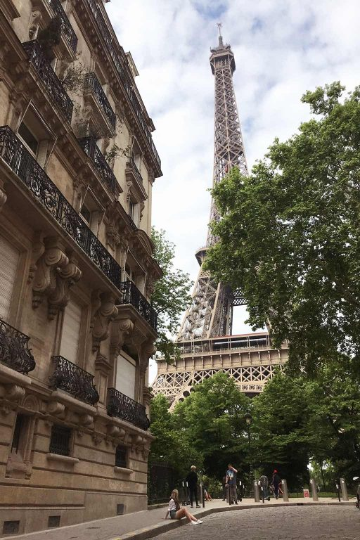 the 7th Arrondissement, close to the Eiffel Tower | Dossier Blog