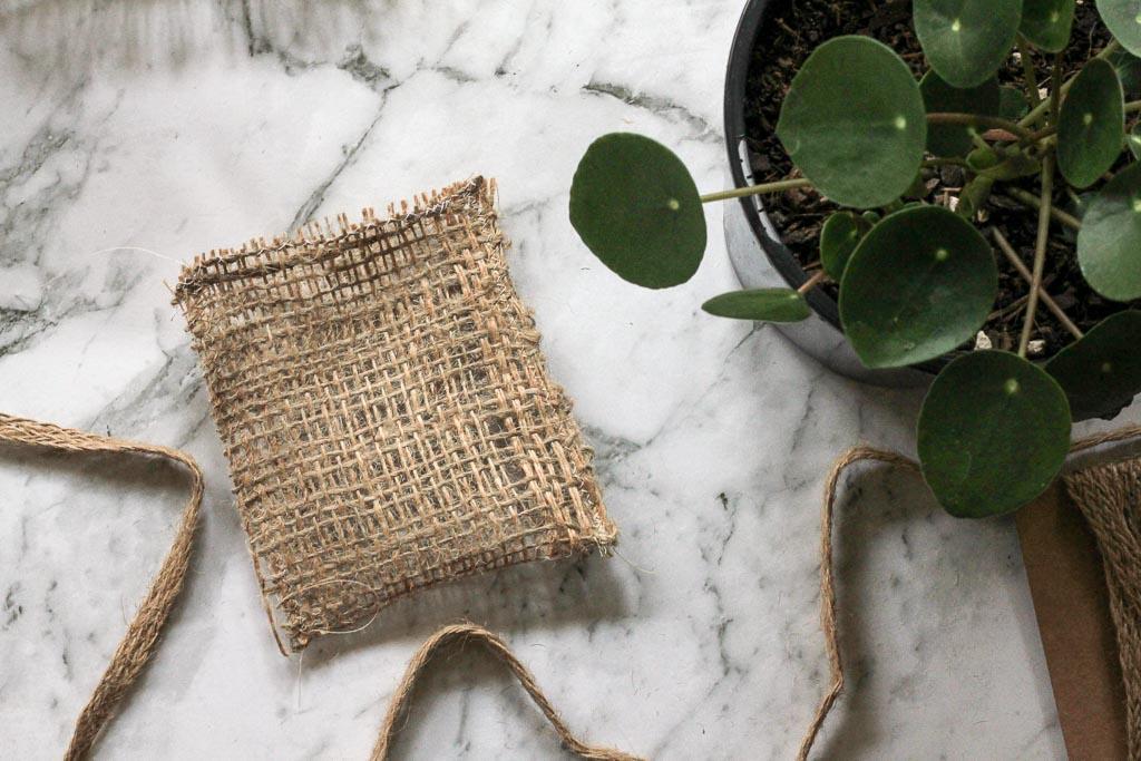 Sewing a planter bag | Dossier Blog