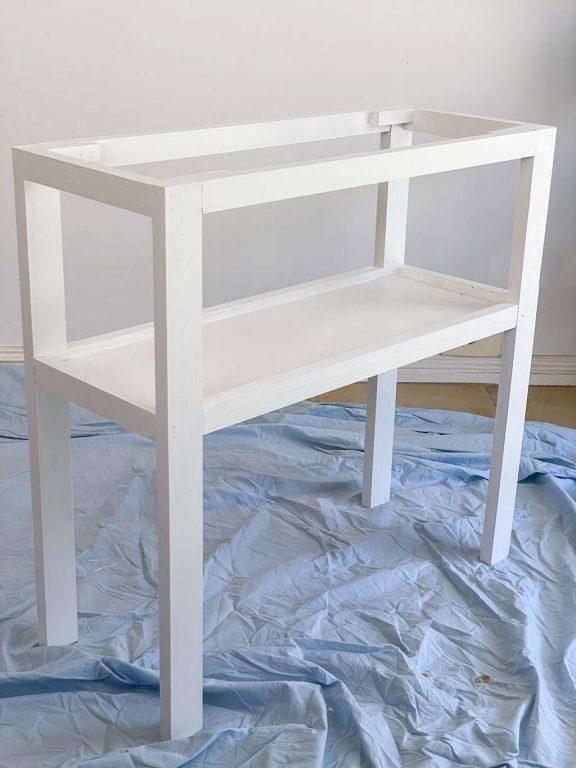 Painting the frame | Dossier Blog