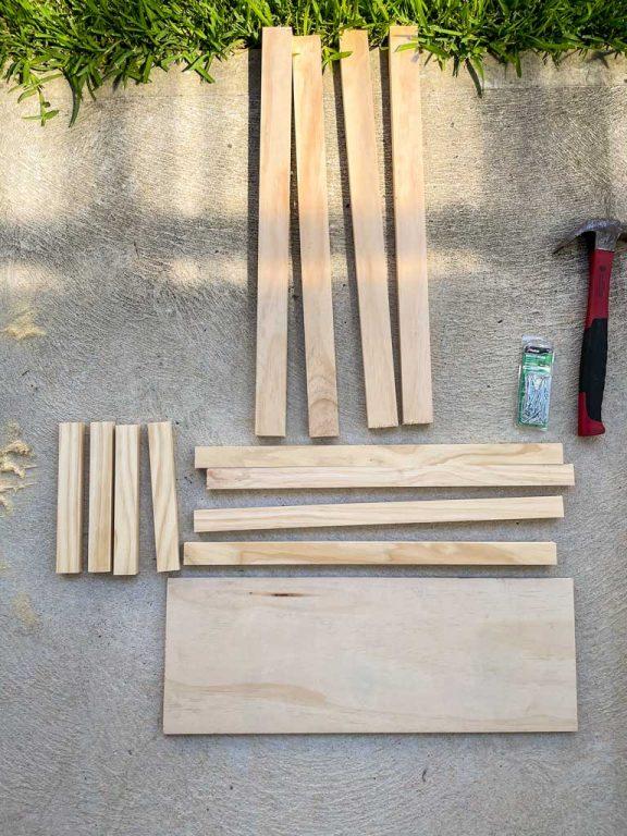 Timber for planter box | Dossier Blog